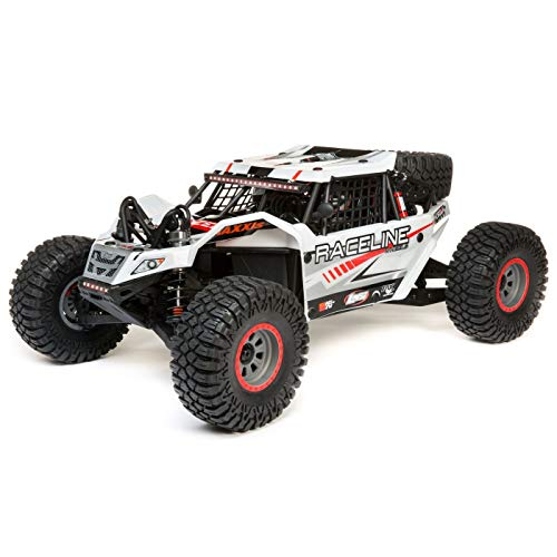 Losi Comp Crawler - Losi 1/6 Super Rock Rey 4WD Brushless Rock Racer RTR with AVC, Raceline, LOS05016T1