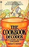 The Cookbook Decoder, Arthur E. Grosser, 0446306053