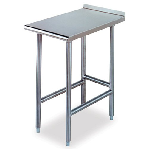 Equipment Filler Stainless Steel Top Workbench Size: 37