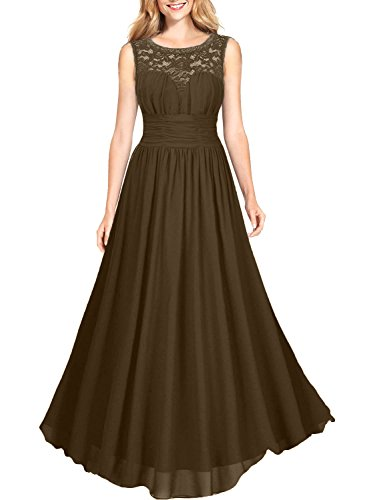 Spitze Abendkleider mia Braun Jugendweihe Elegant Linie Brau La Promkleider Brautmutterkleider A Kleider Chiffon Abschlussballkleider wqpFWYI