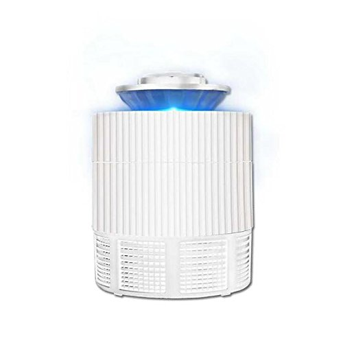 Blue Stones Electric Fly Bug Against Mosquito Insect Killer LED Light Trap Lamp Pest Control Outdoor Indoor For Adults Kids Protection