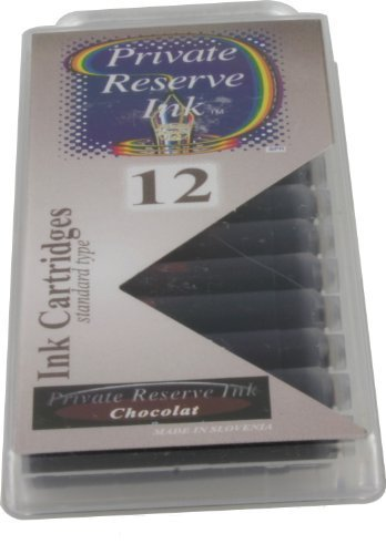Private Reserve Refills Chocolat Fountain Pen Cartridge - PR-C32 by Private Reserve