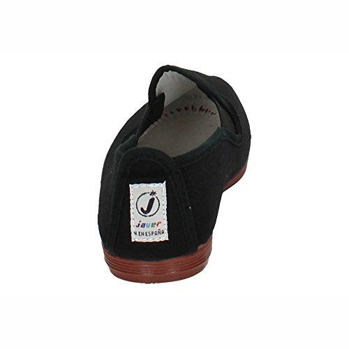 javer Women's Sneakers Black WWZ03gs