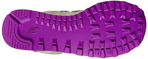 Claro Wl574ggp Color 40 5eu Size New Balance Verde violeta xO1qcwc7ST