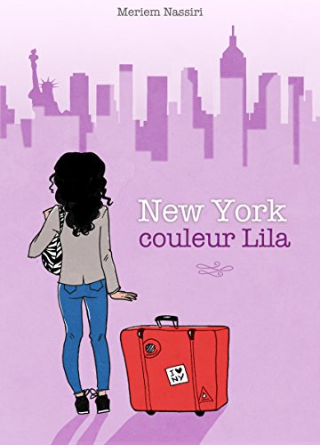 New York couleur Lila (French Edition)   Kindle edition by Meriem