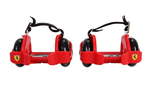 (Ferrari Kids Flashing Lighted Heel Skate,)