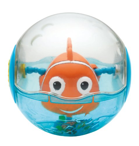 Fisher-Price Disney Baby: Nemo Crawl-After Ball image
