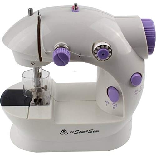 Michley LSS-Mini Sewing Machine with Needle Guard (Michley Lil Sew & Sew Mini Sewing Machine)