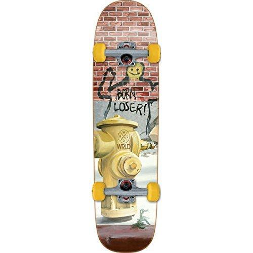 【オープニングセール】 World Industries Born Loser Complete World Skateboard B00PG9E8U8 Cruiser World - 8 x 31 by World Industries B00PG9E8U8, UJ-FACTORY:f9d988bb --- a0267596.xsph.ru
