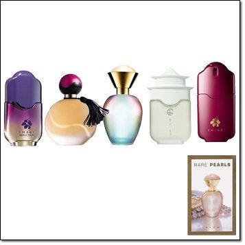 Avon Ladies 5pc Pefume Set