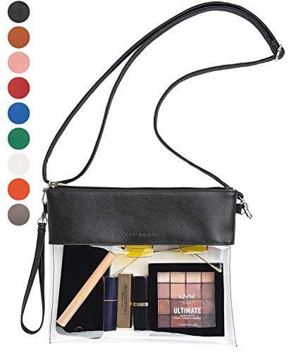 Vorspack Clear Crossbody Purse