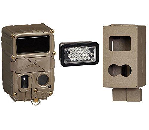 CUDDEBACK C23 Black Flash No Glow & Long Range IR 20MP Game Camera  Case