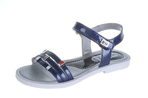 Nero Giardini Junior , Mädchen Sandalen Blau blau 25 Elisir Blu