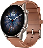 "Novo amazfit gtr 3 pro gtr3 pro GTR-3 prosmartwatch alexa built-in 1.45 ""amoled display gps com os zepp p"