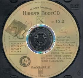 A C A T S  Ultimate Boot CD repair/rewrite the BOOT INI, HAL DLL
