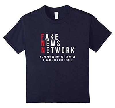 Fake News Network Cosplay Reporter Shirt