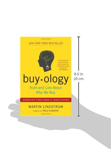 online buyology essay Brandwashed has 3,192 ratings and 382 reviews martin lindstrom (born 1970) is the author of the bestseller buyology - truth and lies about why we buy.