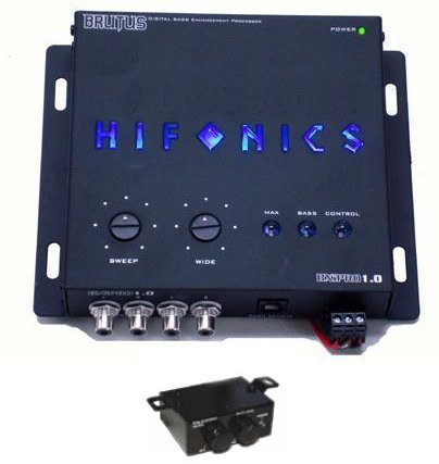 digital bass processor - 2