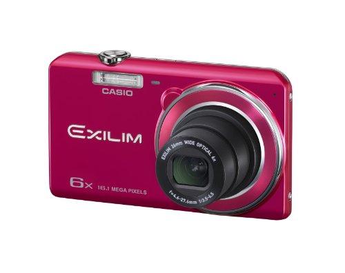 Casio Exilim Ex-zs26 Red - International Version (No Warranty)