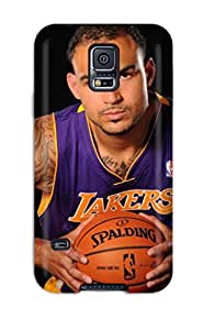 Mary P. Sanders's Shop Best nba basketball los angeles lakers rookies NBA Sports & Colleges colorful Samsung Galaxy S5 cases