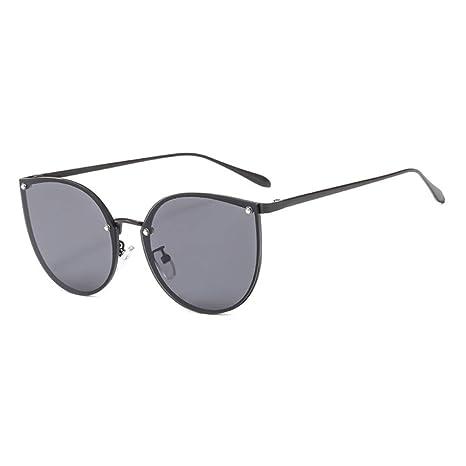 Yangjing-hl Gafas de Sol de Mujer Moda Hombre Gafas de Sol ...