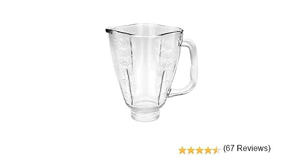 Oster 124461 – 000 – 000 Osterizer trébol cristal jarra de ...