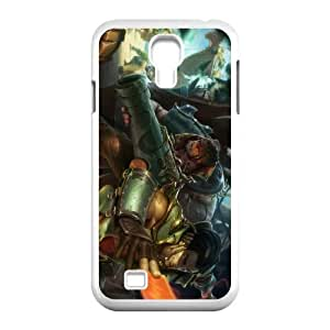 League of Legends Cutpurse Twisted Fate Samsung Galaxy S4 9500 Cell Phone Case White BSI_751192