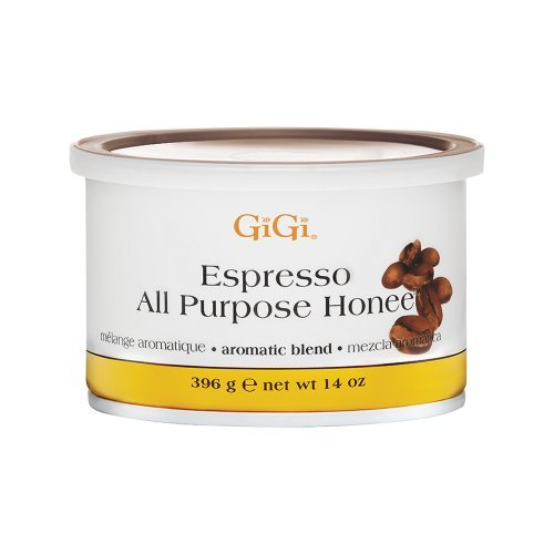 GiGi Espresso All Purpose Honee, 14 Ounce (Pack of 24)