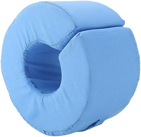 足首クッション Vobar レストクッション 足エレベーターサポート 体位交換 褥瘡 床ずれ防止 介護用品 ブルー