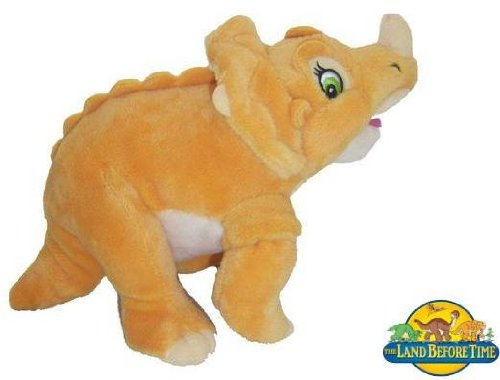 The Land Before Time TM plush Cera Triceratops soft dinosaur toy 7