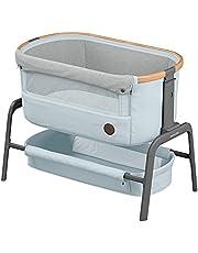 Maxi-Cosi Iora-bijzetbed met zachte matras, reisbed eenvoudig opvouwbaar en in hoogte verstelbaar, geschikt vanaf de geboorte, 0 maanden - 9 kg