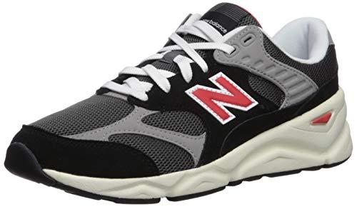 New Balance Men's X90 Reconstructed V1 Sneaker, Black/Magnet, 13 D US