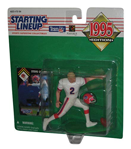 (1995 Steve Christie NFL Starting Lineup Figure)