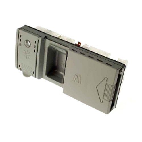- Bosch 00490467 Dishwasher Detergent Dispenser Assembly Genuine Original Equipment Manufacturer (OEM) Part