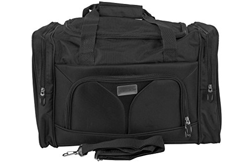 gym-bag-pierre-cardin-duffel-travel-black-with-shoulder-strap-m259