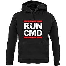 Run CMD - Unisex Hoodie / Hooded Top - 12 Colours