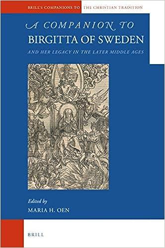 A Companion to Birgitta of Sweden