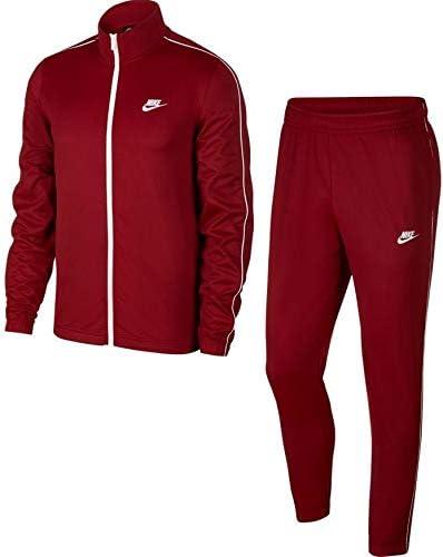 Nike Sportswear Chándal, Hombre, Team Red/White/White, XS: Amazon ...