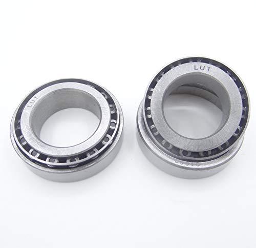 FI-parts Fork Neck Steering Head Stem Bearings Seals Set for Honda XR CRF 50 CRF50 XR50