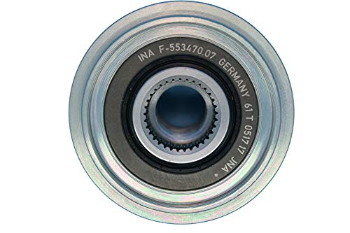 Alternator Pulley Compatible with F00M991122 F55347007 535001210: