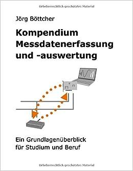 Book Kompendium Messdatenerfassung und -auswertung