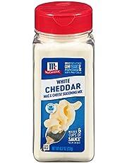 McCormick White Cheddar Mac & Cheese Seasoning Mix, 8.37 oz