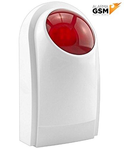 Kit solar 150w + alarma GSM para casa de campo o finca + ...