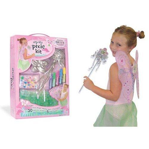 Sparkle Pixie Kit (Fashion Angels Pink Kitty Sparkle Pixie Kit by Fashion)