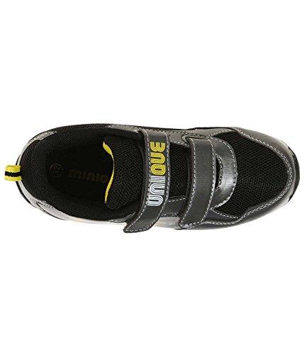 Minions Despicable Me Jungen Sneaker 2016 Kollektion - schwarz Schwarz
