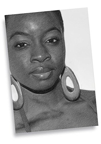 DANAI GURIRA - ACEO Sketch Card (Signed by the Artist) #js001