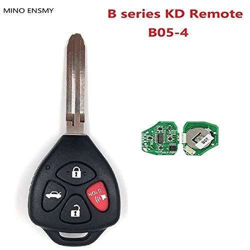 Key Case 5pcs KEYDIY B05 KD remote 4 Button B series Remote Key for URG200/KD900/KD200 machine