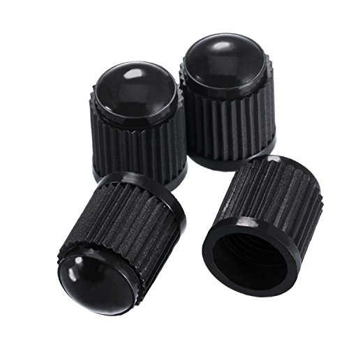 Outus-Plastic-Tyre-Valve-Dust-Caps-for-Car-Motorbike-Trucks-Bike-and-Bicycle-20-Pack-Black