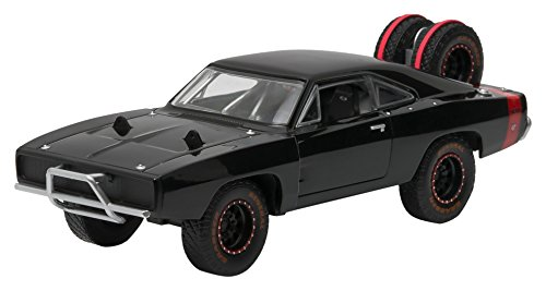 Greenlight 2014 Fast 7 - 1970 Dodge Charger R/T - Off-Road Version Die Cast Car (1:43 Scale)