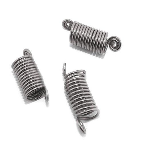 dread coil beads - 8